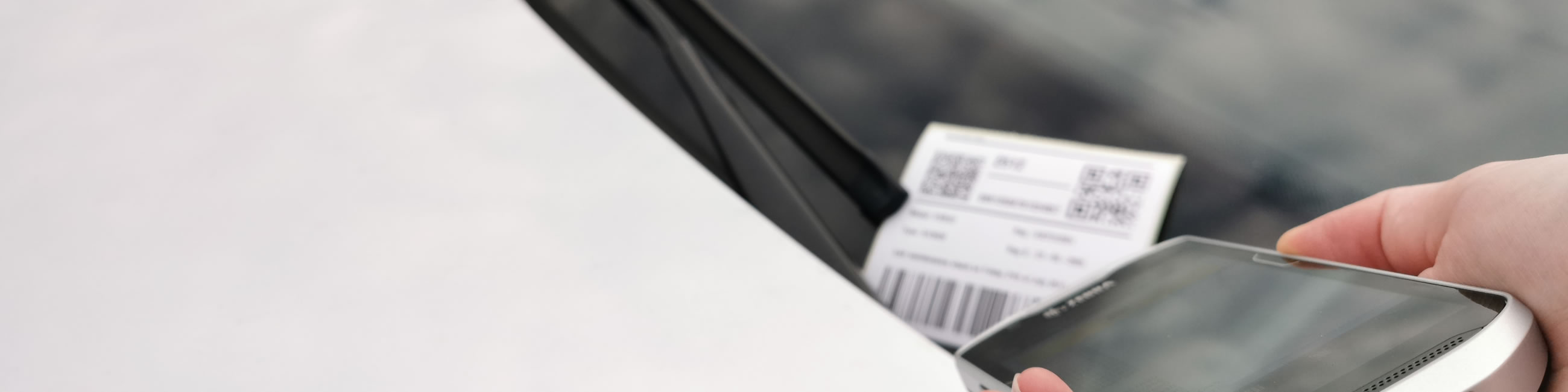 Barcode scanning ERP